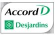 logo AccordD de Desjardins