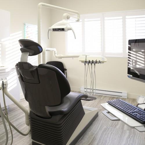salle d'opération de dentiste