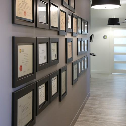 diplômes des chirurgiens dentistes