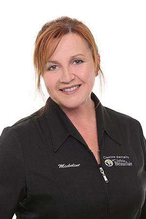 Micheline Rousseau secrétaire réceptionniste