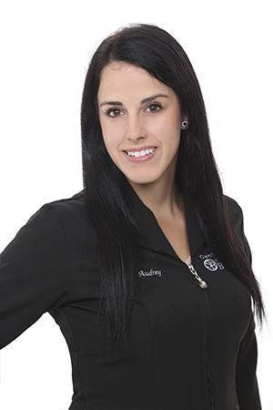 Audrey Matte hygiéniste dentaire