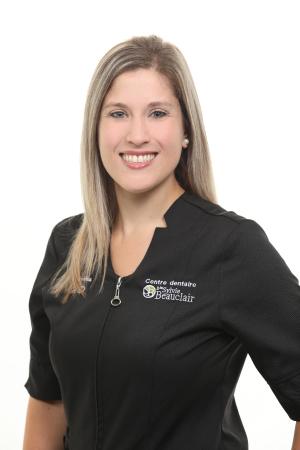 Sandra, Hygiéniste Dentaire